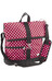 Red Cycling Products Shopper - Bolsa para bicicleta para mujer - rojo